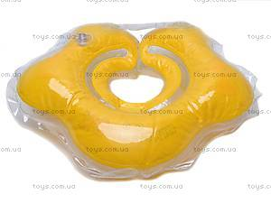 Круг для купания «Апельсинчик», 003/204238, фото