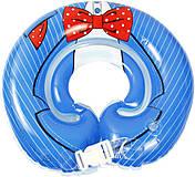 Круг для купания «Костюм» синий, LN-1566 син, купить