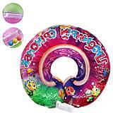 Круг для купания младенцев фиолетовый цвет, BT-IG-0061, toys