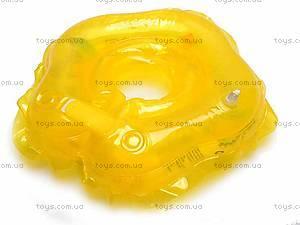 Круг для малыша Baby Swimmer, желтый, , купить