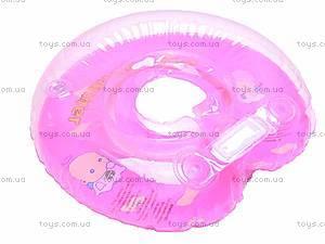 Круг для малыша Baby Swimmer, розовый, , игрушки