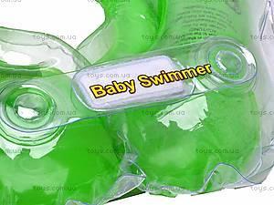 Круг для малыша Baby Swimmer, салатовый, , фото