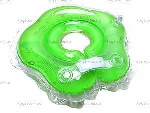 Круг для малыша Baby Swimmer, салатовый, , цена