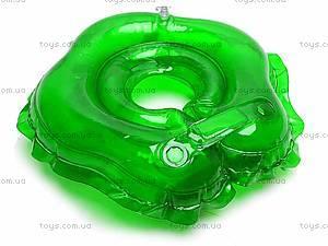 Круг для малыша Baby Swimmer, зеленый, , игрушки