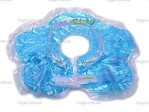 Круг для малыша «Floral Aqua», 013/111601, фото