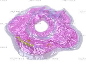 Круг для малыша, розово-сиреневый, 012/111601, фото