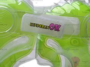 Круг для малышей «Зеленое яблочко», 001204238, игрушки