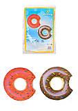 Круг для плавания детский «Пончик», С29044