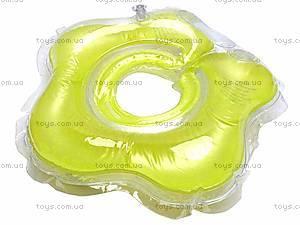 Круг для самых маленьких Floral Lime, 011/111601, игрушки