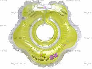 Круг для самых маленьких Floral Lime, 011/111601