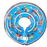 """Круг на шею """"Машинки"""" для плавания малышей в ванной 37см , R2012, игрушки"""
