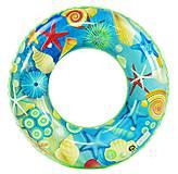 Круг надувной «Подводный мир» (60 см.), C 29035, фото