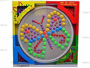 Круглая мозаика на 136 деталей, 368K-1, отзывы