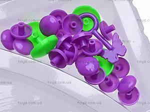 Круглая мозаика на 136 деталей, 368K-1, игрушки