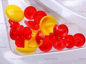 Круглая мозаика на 136 деталей, 368K-1, детские игрушки