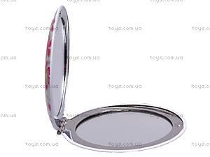 Круглое детское зеркальце, F04295, фото