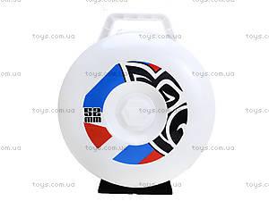 Круглый кейс для фингербордов с эксклюзивным фингером, 13860-6014724-TD, цена