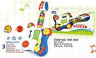 Крутая музыкальная гитара, 999-46B