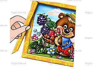 Кристалл-картина «Мишка», VT4010-01, купить