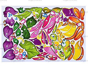 Кристалл-картина «Улитка и бабочка», VT4010-03, фото