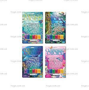 Кристаллический витраж из бисера, 00-03633, купить