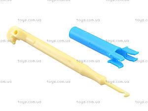 Крючок для плетения браслетов Loom Bands, 105378, фото