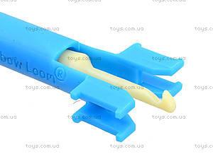 Крючок для плетения браслетов Loom Bands, 105378, цена