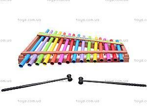 Ксилофон детский «Радуга», 5066