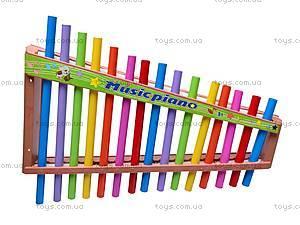 Ксилофон детский «Радуга», 5066, отзывы