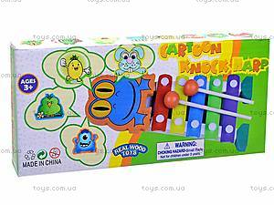 Ксилофон для детей, K23, фото