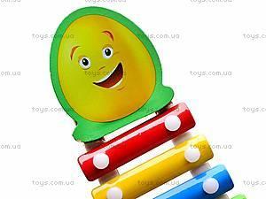 Ксилофон для детей, K23, игрушки