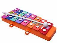 Ксилофон металлический детский, 3006, отзывы