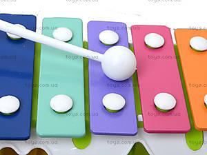 Развивающая игрушка «Грузовик-ксилофон», 3066, купить