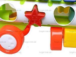 Развивающая игрушка «Грузовик-ксилофон», 3066, игрушки