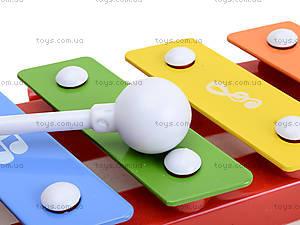 Музыкальный инструмен для настроения, ксилофон, 5200-29, купить