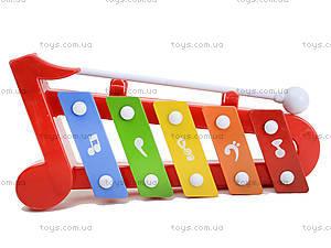 Музыкальный инструмен для настроения, ксилофон, 5200-29, отзывы
