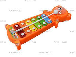 Музыкальный ксилофон, 65689-1, купить