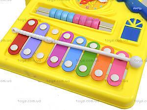Детский ксилофон «Домик», 8989C4, цена