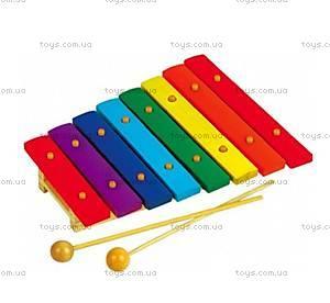 Ксилофон деревянный, Д045у