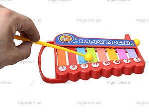 Игрушка «Ксилофон» для детей, 5200-48, купить