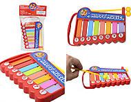 Игрушка «Ксилофон» для детей, 5200-48