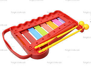 Игрушка «Ксилофон» для детей, 5200-48, цена
