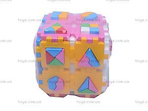 Куб-сортер «Супер-логика», 2650, отзывы