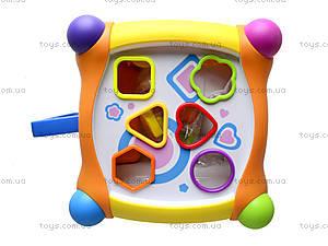 Развивающая игрушка «Волшебный куб», 7373, фото