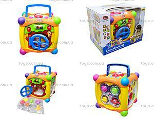 Развивающая игрушка «Волшебный куб», 7373