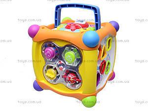 Развивающая игрушка «Волшебный куб», 7373, отзывы