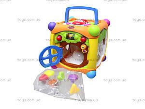 Развивающая игрушка «Волшебный куб», 7373, игрушки