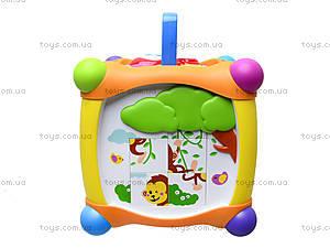 Развивающая игрушка «Волшебный куб», 7373, детские игрушки