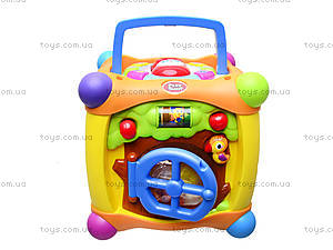 Развивающая игрушка «Волшебный куб», 7373, магазин игрушек