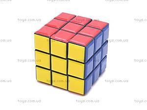 Кубик рубика, 6см, 1688